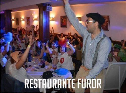 Restaurante Furor en Toledo