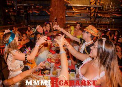 Foto Packs PB Cena Espectaculo Cabaret mm Paradise Events 4 Despedida de Soltera y Soltero Playa Benalmadena Torremolinos Malaga