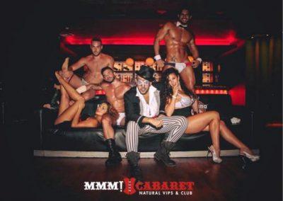 Foto Packs PB Cena Espectaculo Cabaret mm Paradise Events Despedida de Soltera y Soltero Playa Benalmadena Torremolinos Malaga