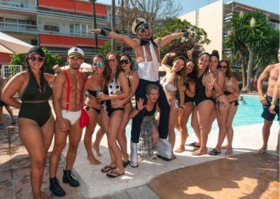 Foto Packs PB Pool Party 5 Despedida de Soltera y Soltero Playa Benalmadena Torremolinos Malaga