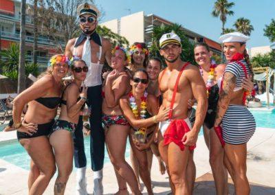Foto Packs PB Pool Party 6 Despedida de Soltera y Soltero Playa Benalmadena Torremolinos Malaga