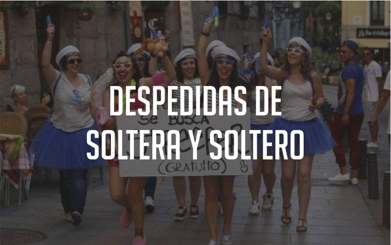 Despedida de Soltera y Soltero