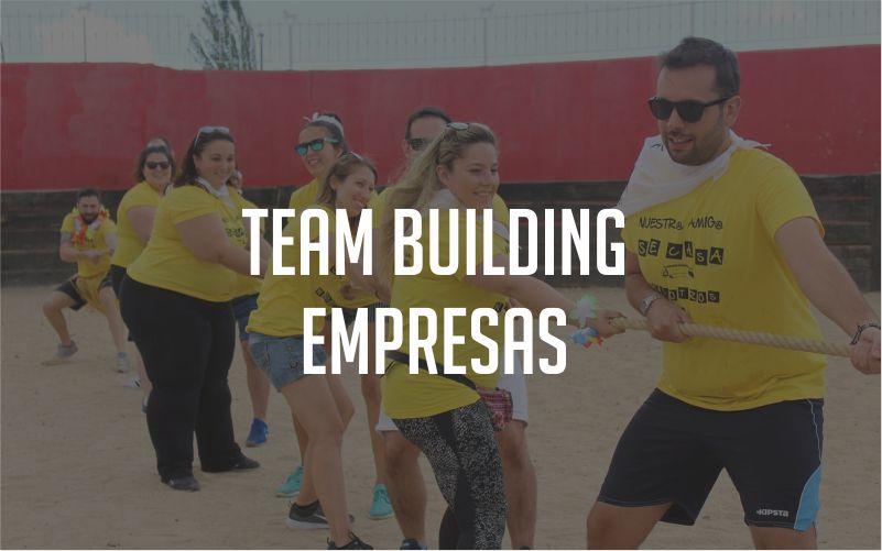 Team Building de Empresas