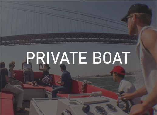 Private Boat · Barco Privado Lisboa Paradise Events Despedida de Soltera y Soltero · Bachelor Party Lisbon