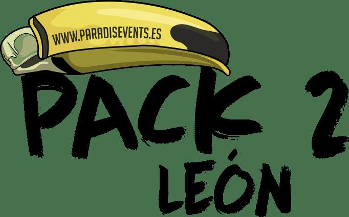 Sticker Pack 2 Paradise Events Despedida de Soltera y Soltero Finca Leon