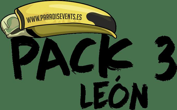 Sticker Pack 3 Paradise Events Despedida de Soltera y Soltero Finca Leon