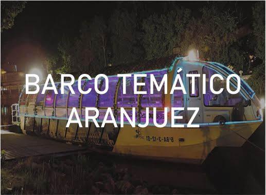 Barco Tematico en Aranjuez Despedida Soltera y Soltero Paradise Events Madrid