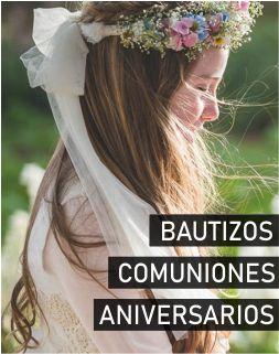 Bautizos Comuniones Aniversarios Cumpleaños en Madrid Paradise Events 4