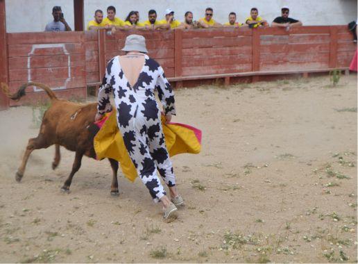Capea en Salamanca Despedida Soltera y Soltero Paradise Events 2