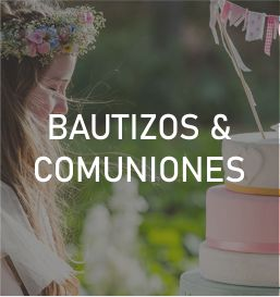 Catering Bautizos y Comuniones en Madrid Paradise Events