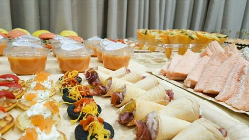 Catering para empresas en Madrid Celiaco Paradise Events 1