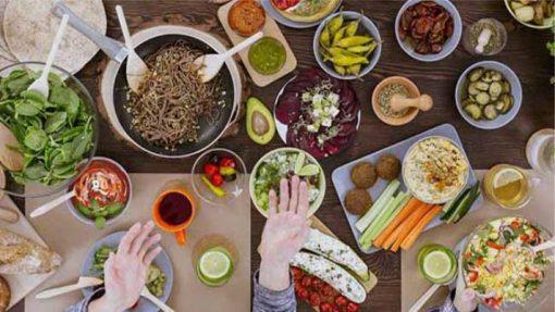 Catering para empresas en Madrid Sin Gluten Paradise Events 1