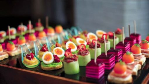 Catering para empresas en Madrid Vegetariano Paradise Events 1