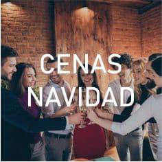 Cenas de Navidad para Empresas en Madrid