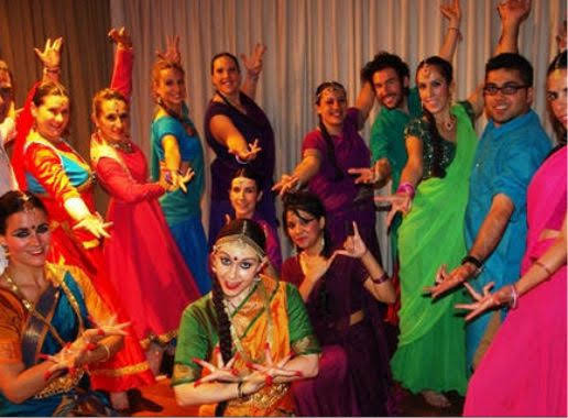 Clases Bollywood en Madrid Despedida de Soltera y Soltero Paradise Events 2
