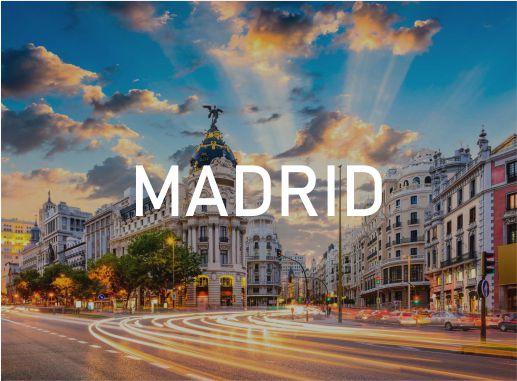 Despedida Soltera y Soltero en Madrid Paradise Events
