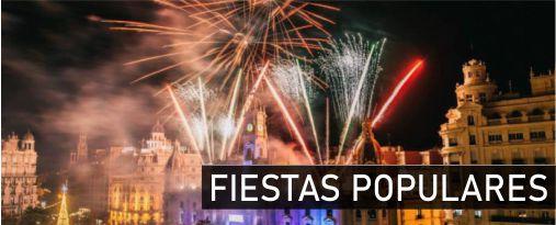 Fiestas Populares en Madrid Toledo Avila Segovia Cuenca Salamanca Ciudad Real Paradise Events