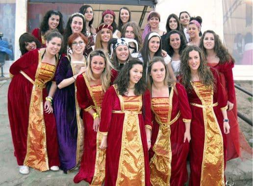 Gymkana Medieval en Toledo Despedida de Soltera y Soltero Paradise Events 2
