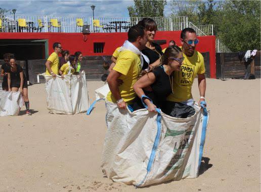 Gymkana en Madrid Despedida Soltera y Soltero en Finca Navalcarnero Paradise Events 2