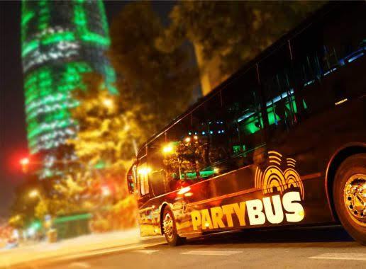 Partybus en Madrid Despedida de Soltera y Soltero Paradise Events 2