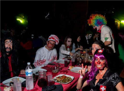 Restaurante del Terror en Madrid Despedida Soltera y Soltero en Finca Navalcarnero Paradise Events 2
