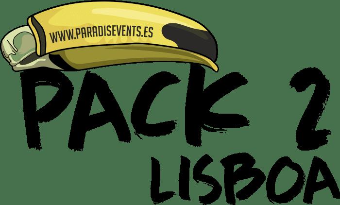 Sticker Pack 2 Paradise Events Despedida de Soltera y Soltero Finca Lisboa