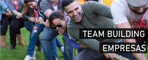 Team Building y eventos de empresa en Madrid Paradise Events