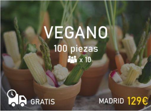 Catering Vegano en Madrid