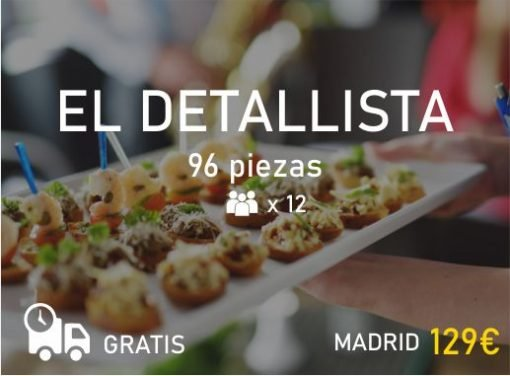 Catering para cumpleaños en Madrid 1