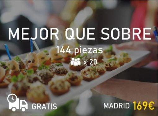 Catering para cumpleaños en Madrid 3
