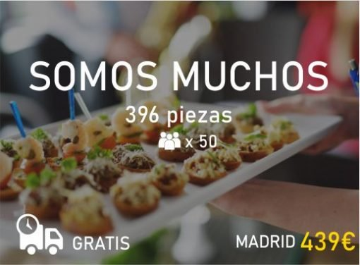 Catering para cumpleaños en Madrid 4