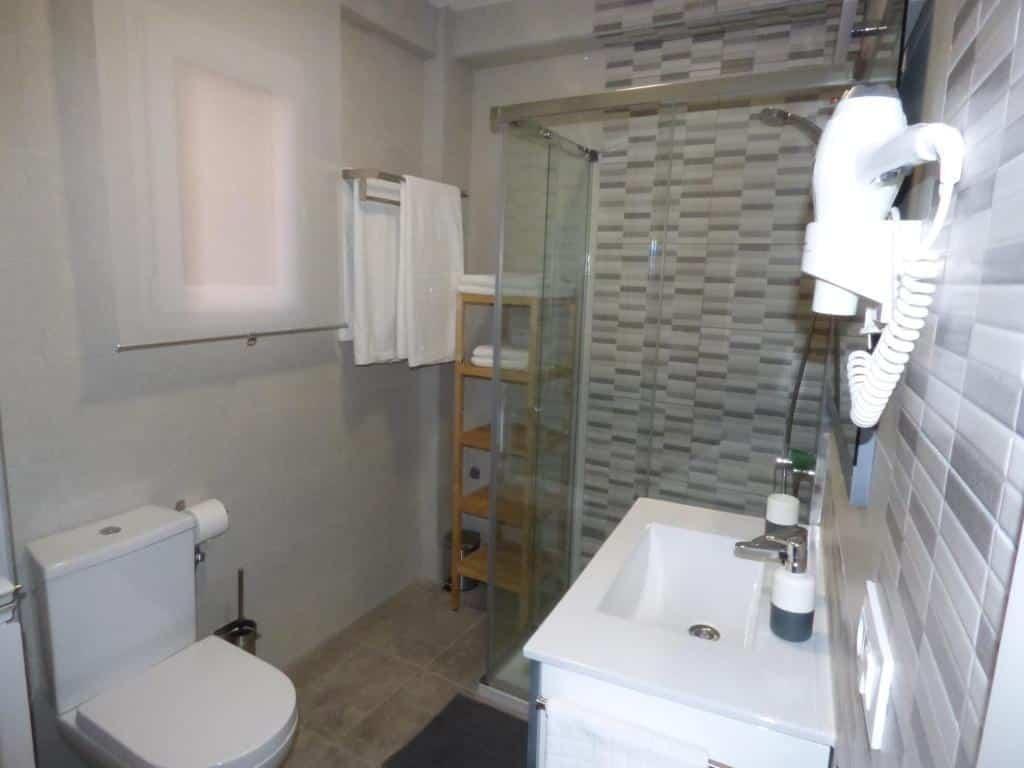 Baño casa centro