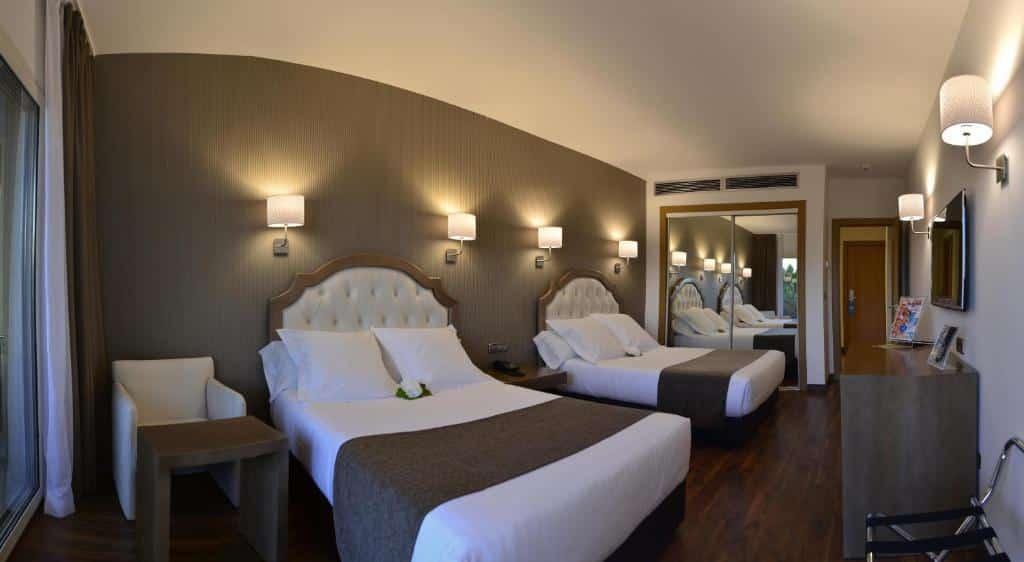 Habitación hotel SPA