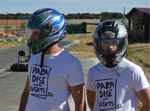 Karts en Malaga Despedida Soltera y Soltero en Benalmadena Paradise Events 2