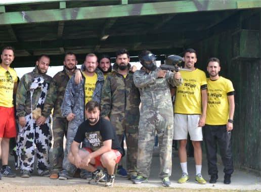 Paintball en Malaga Despedida Soltera y Soltero en Benalmadena Paradise Events 2