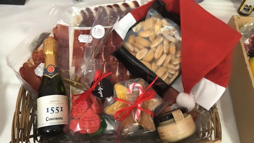 Brindis Virtual Navidad Paradise Catering 1