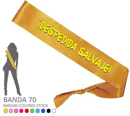 Banda Despedida Soltera Salvaje Dorada Paradise Events 1