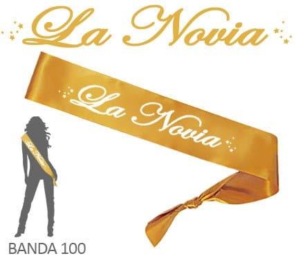 Banda La Novia Despedida Soltera Dorada Paradise Events 1