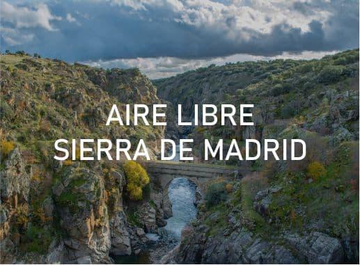 Pack de Actividades al aire libre en la Sierra de Madrid Despedida Soltera y Soltero Paradise Events