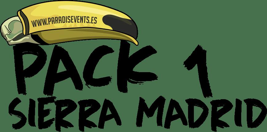 Sticker Pack 1 Paradise Events Despedida de Soltera y Soltero Finca Sierra Madrid